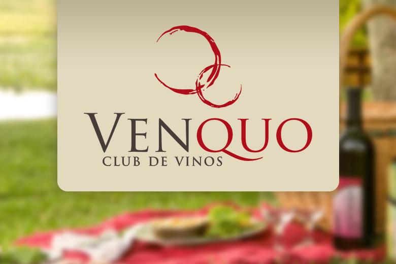 Venquo es una empresa de Tandil referente en vinos argentinos de calidad de exportación. Consiste en un Club de Vinos, una Tienda Web y una Distribuidora.